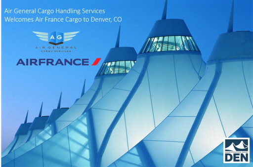 Air General, Inc. Awarded Cargo Handling Contract for Air France