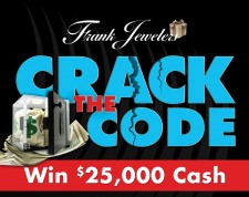 Frank Jewelers Debuts Exclusive Jewelry Savings and Contest with $25,000 Cash Prize for Black Friday Weekend