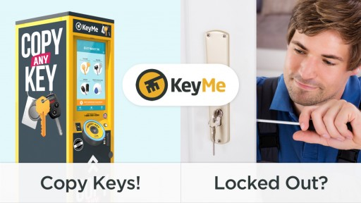 KeyMe Raises $35 Million to Further Its Mission of Building the Premier Locksmith Services Company in the Nation