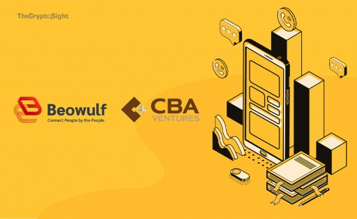 Beowulf Blockchain Forges Strategic Partnership with CBA Ventures to Accelerate Global Growth