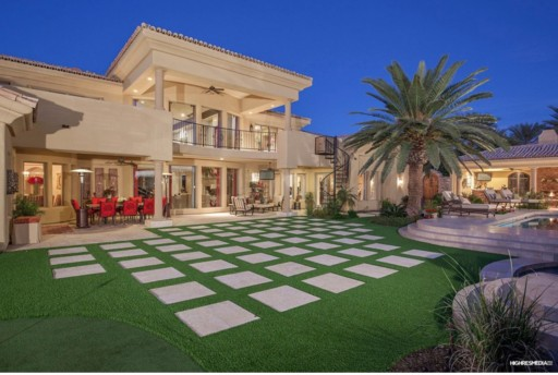 Arizona Luxury Lawns Explains the Big Benefits of Synthetic Turf