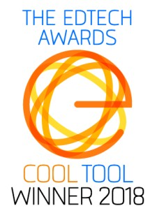 EdTech Digest Cool Tool Winner