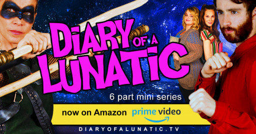 Muse Watson, ('NCIS'), Returns to Television as the Creator of All Worlds in 'Diary of a Lunatic: Sylke's Tales'