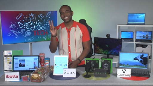 Albert Lawrence Shares New Tech to Be Cool for School on TipsonTV Blog