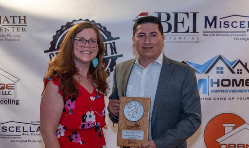 GreenSeed Contract Packaging Wins the Green Ole Award From the Batavia Environmental Commission