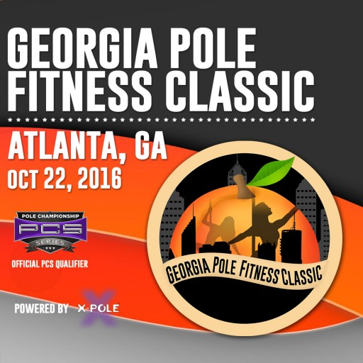 Vertical Joe's Fitness Presents the Georgia Pole Fitness Classic Competition in Atlanta on October 22 at 8:00pm