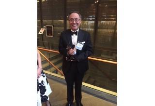 Dr. Song Li Wins Healthcare CEO Enterprise Award