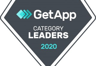 GetApp Category Leader Badge