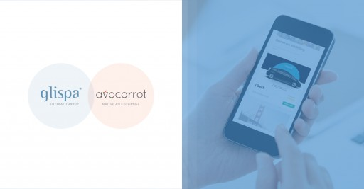 Avocarrot Programmatic Native Ad Exchange Acquired by Glispa Global Group
