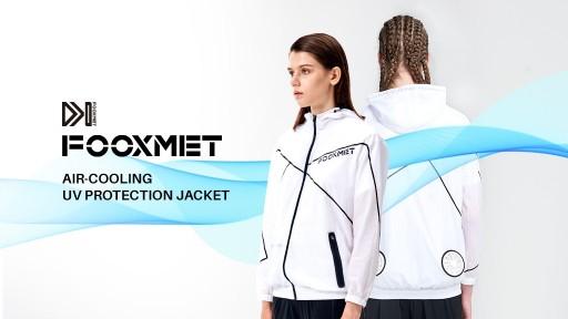 FooxMet Air Announces Kickstarter Launch of an Innovative UV Protection Cooling Jacket