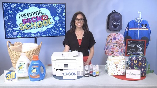 Shira Lazar Shares New Trends for Back-to-School With Tips on TV Blog
