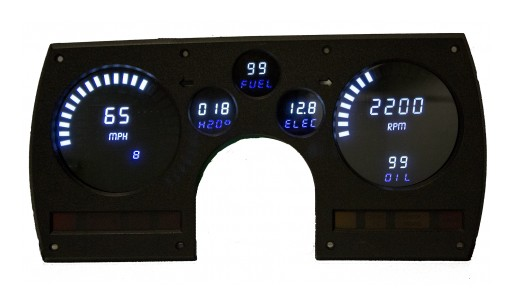 Intellitronix Introduces New Camaro LED Direct Replacement Dash Products