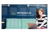 Metadata Splash Page