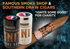 Southern Draw Cigars' new IGNITE project