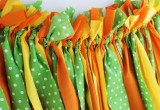Citrus Soiree Fabric Backdrop By Pretti Mini