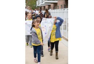Daystar Academy Students Celebrate