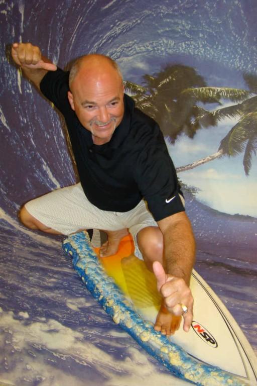 Surfing Simulators Impact Ocean Ecology