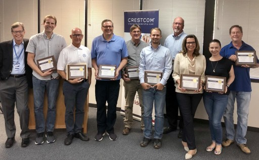 Crestcom International Announces Fluid Components International as Winner of 2020 Global Leadership Growth Award