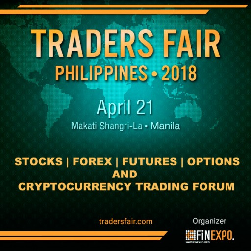 Traders Fair & Gala Night Series Continues in Philippines in April 2018