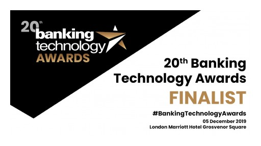 Trust Science Finalist in Global Banking Technology Awards Named Most Innovative Banking Technology Provider