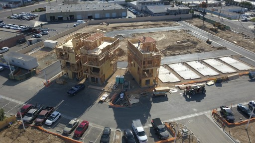 Construction Underway for New Homes in Costa Mesa - Coming Soon From Intracorp