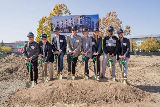 Anton DevCo Breaks Ground on 135-Unit Multifamily Building in Walnut Creek: Anton NoMa