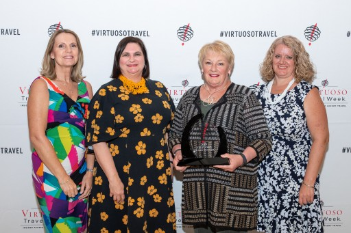 Travel Experts Celebrates 30th Anniversary, Wins 2019 Top Virtuoso Air Production Award