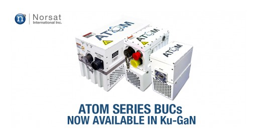 Norsat International Expands Atom Series Block Upconverter Line With GaN Models