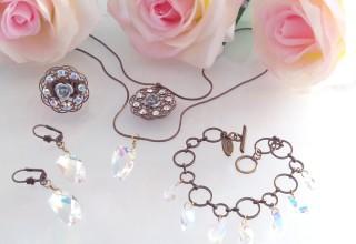 Wonderfully Pure Jewelry Set