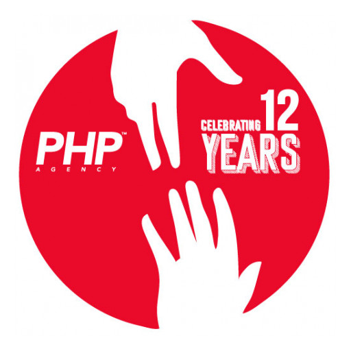 PHP Agency Celebrates 12th Anniversary
