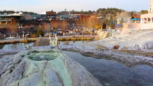 Colorado Historic Hot Springs Loop - Japanese version 2016