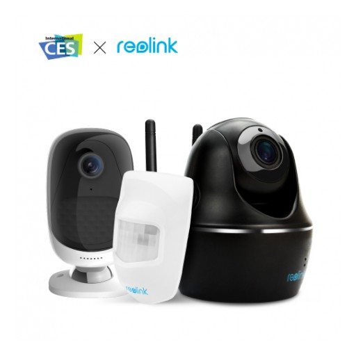 Reolink Will Showcase Innovated Home Cameras at CES 2017