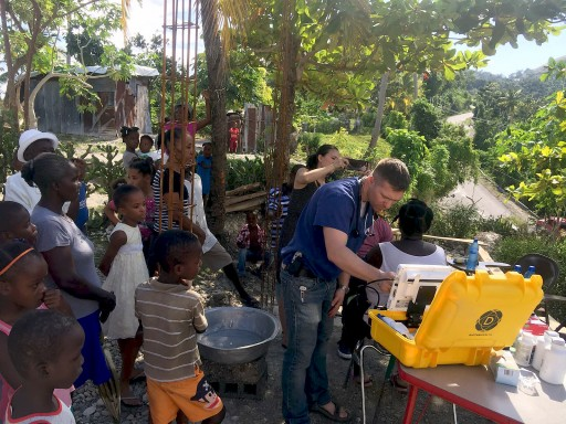 Dictum Health and Global Education Philanthropists Provide Healthcare in Haiti