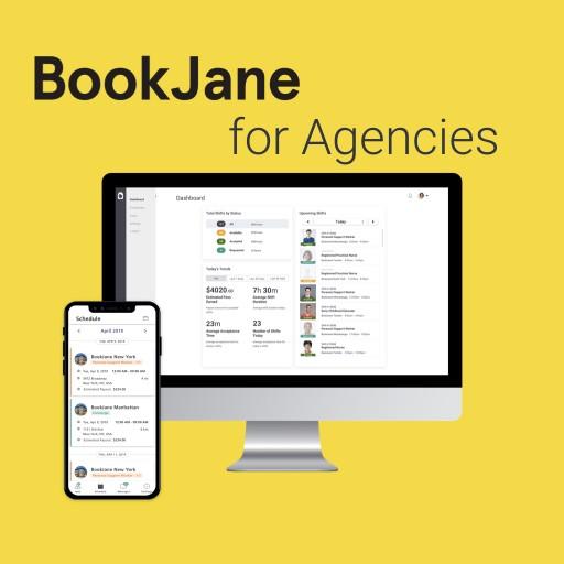 BookJane Opens Its Platform to Home-Care Agencies