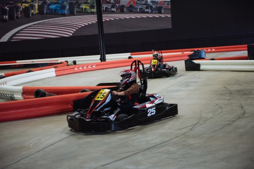 Go Kart Track, Chicago Heights School District 170 Create STEM Academy
