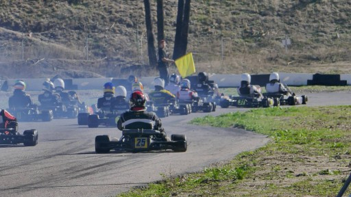 Adams Motorsports Park Hosts Race After a 10 Year Hiatus