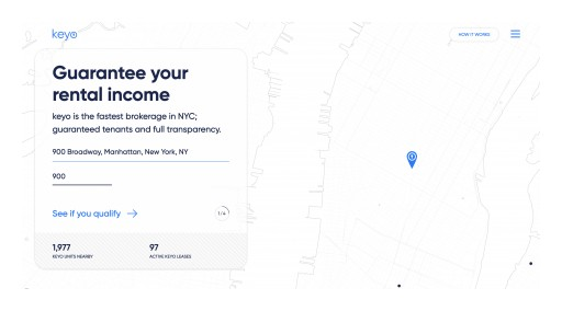 AI-Powered Brokerage Keyo Announces First-of-Its-Kind Residential Lease Guarantee for Landlords