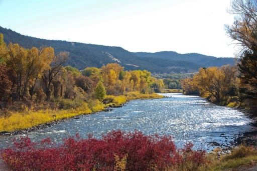 Glenwood Springs: Bursting with Colorado Fall Colors and an Abundance of Autumn Activities