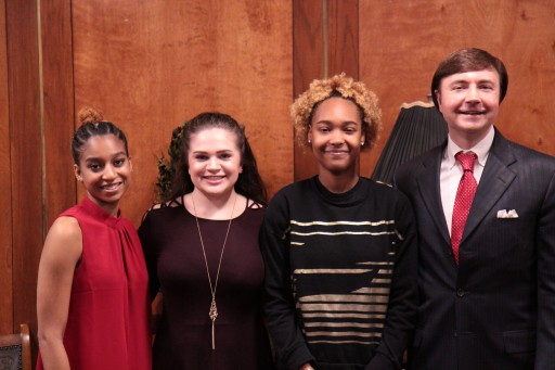 Attorney Stanley Davis Awards Scholarships to Three Local Students