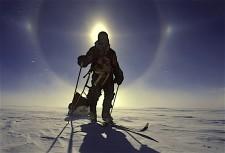 South Pole Skier