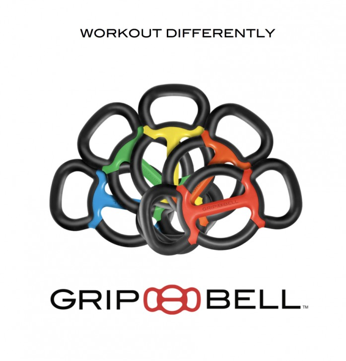GripBell. Workout Differently