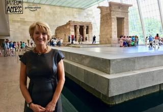 Leslie Mueller, Host of Museum Access