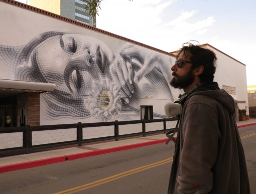 Akron Civic Theatre to Bring Internationally Renowned Artists to Create Two Large Scale Murals and More
