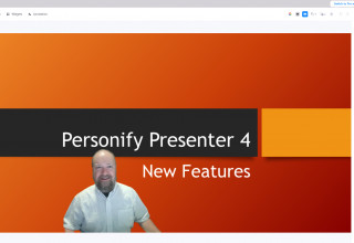 Personify Presenter