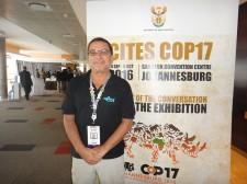 Randall Arauz at CITES 2016