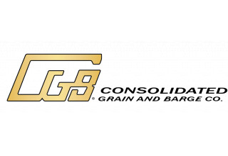 Consolidated Grain and Barge Co. Logo