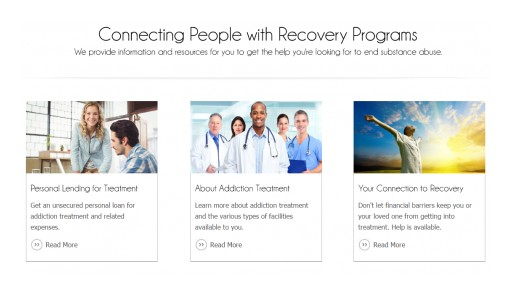 New Financing Resource Available to Help People Seeking Addiction Treatment