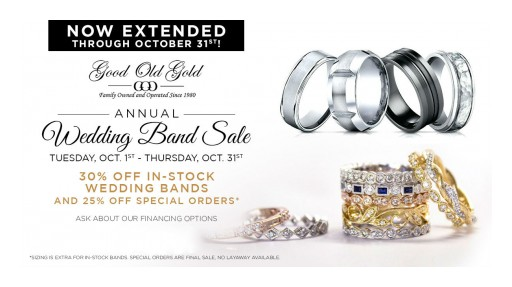 Good Old Gold Celebrates the Past and the Future With Two Upcoming Jewelry Events