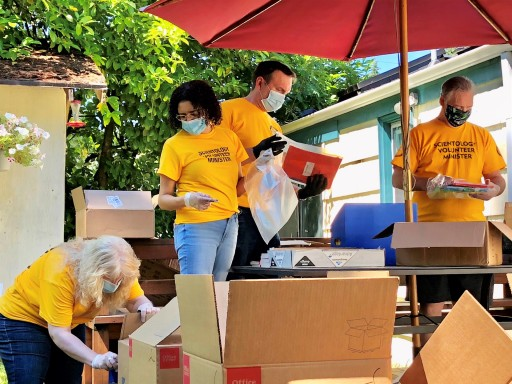 Scientology Volunteer Ministers: Supporting Kids as They Start a New School Year Online