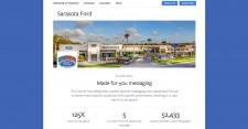 Sarasota Ford Featured As Newest Automotive Facebook Business Success Story